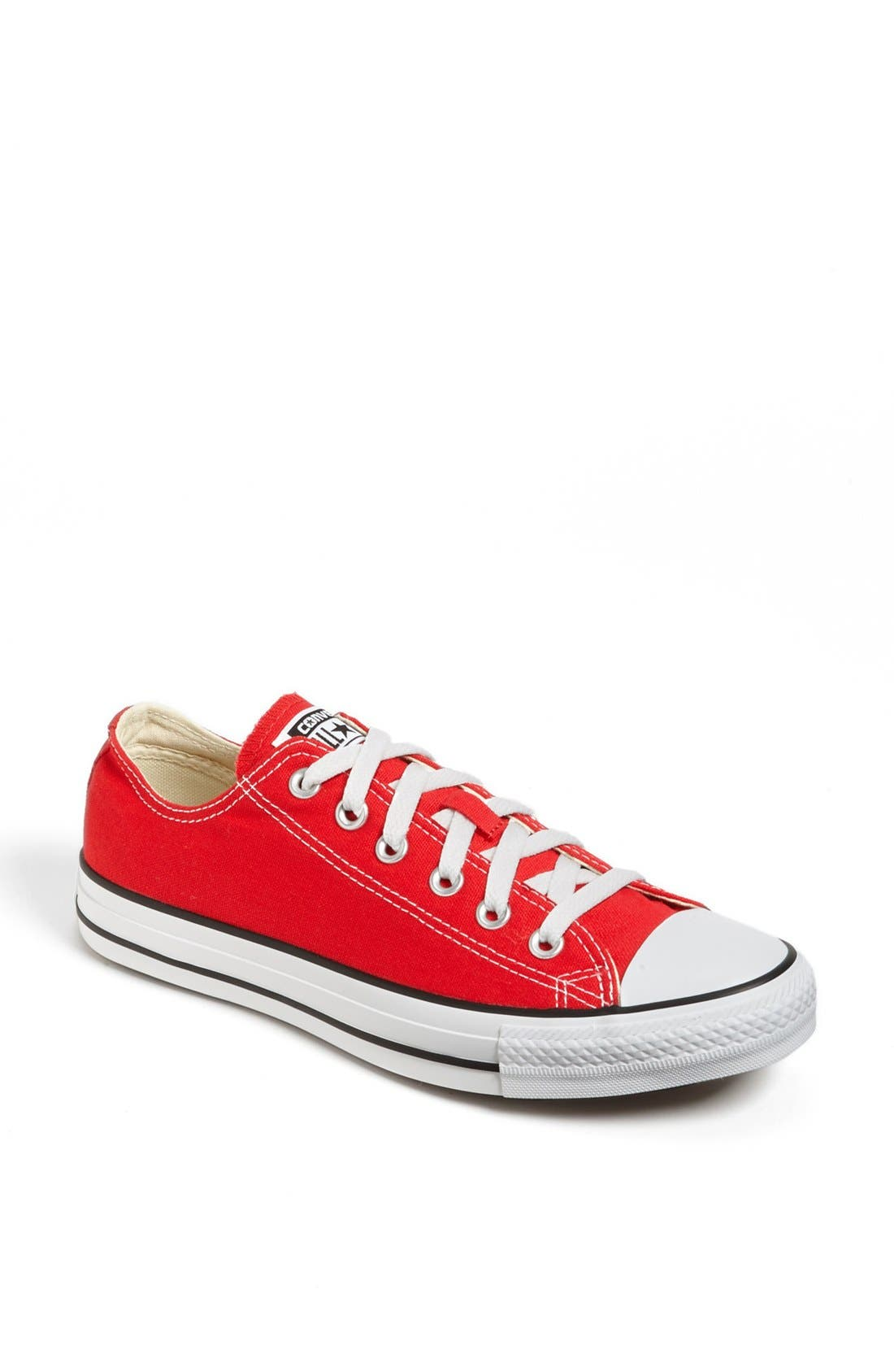 Converse Chuck Taylor Low Top Sneaker- Red