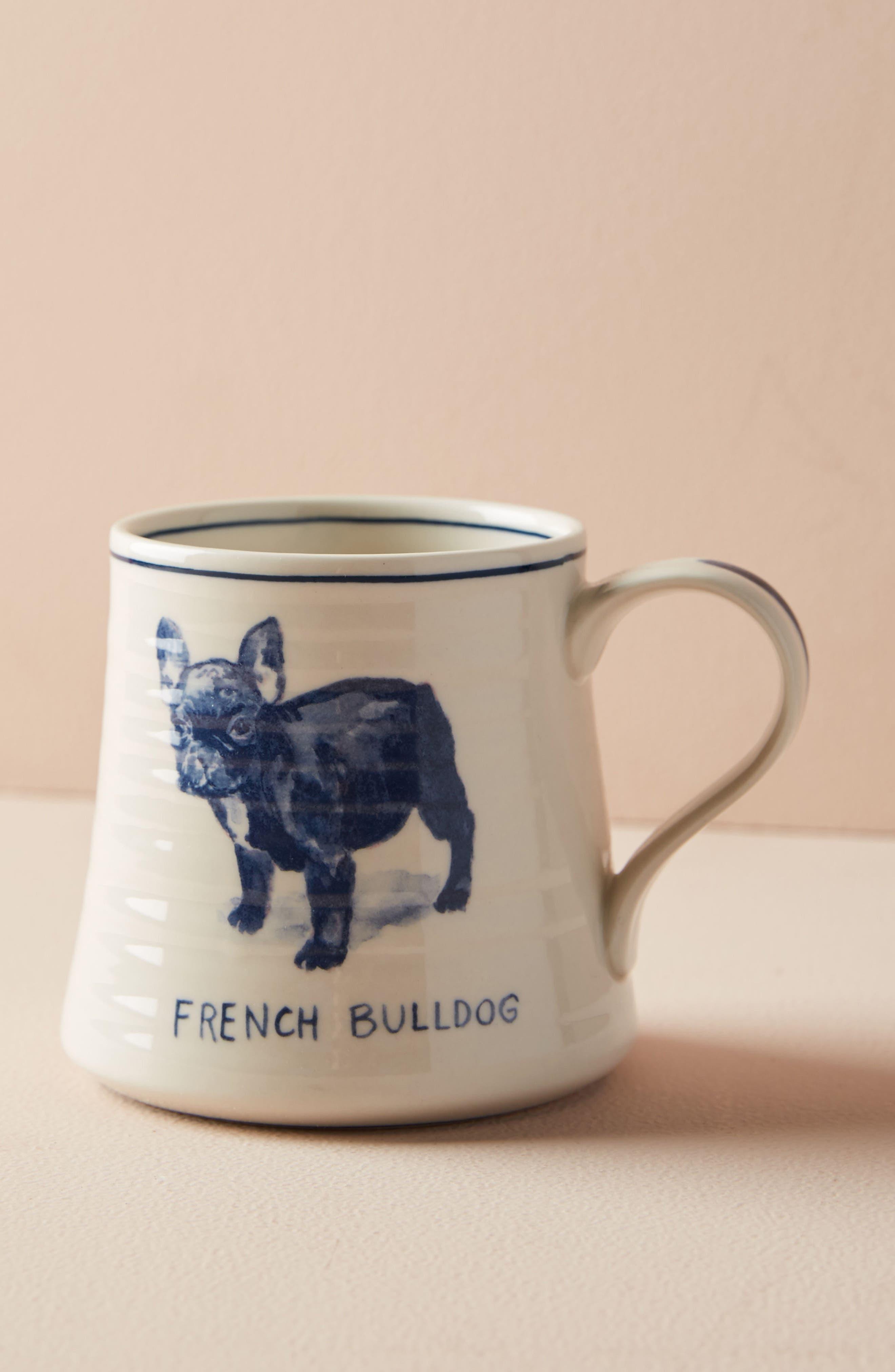 anthropologie icon mug