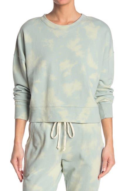 Image of Alternative Drop Shoulder Cropped Pullover