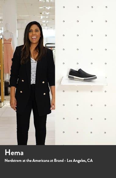 Robinson Slip-On Sneaker, sales video thumbnail