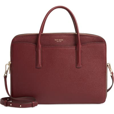 Kate Spade New York Margaux Leather Universal Laptop Bag -