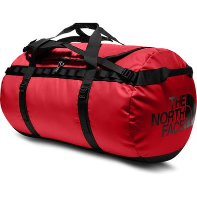 The North Face Base Camp Xl Duffle Bag - Red