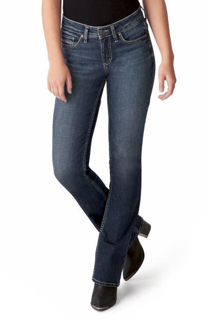 Silver Jeans Co. Bootcut jeans SUKI SLIM FIT BOOTCUT JEANS