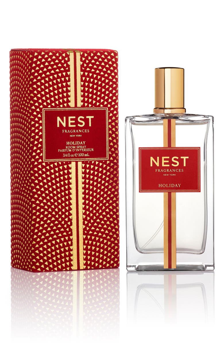 NEST FRAGRANCES Holiday Room Spray, Main, color, 000