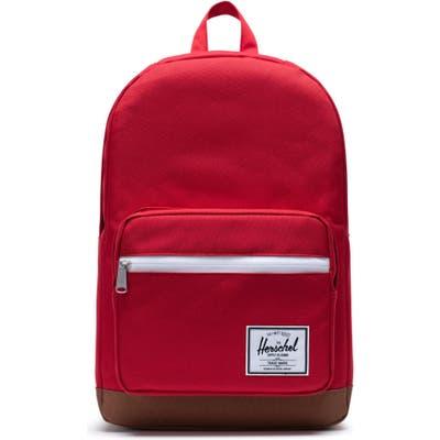 Herschel Pop Quiz Backpack - Red