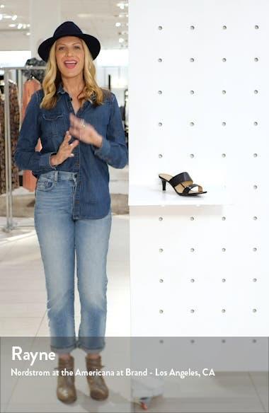 Tibby Slide Sandal, sales video thumbnail