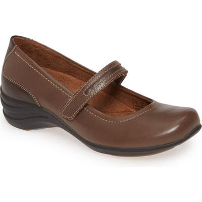 Hush Puppies Epic Mary Jane WW - Brown