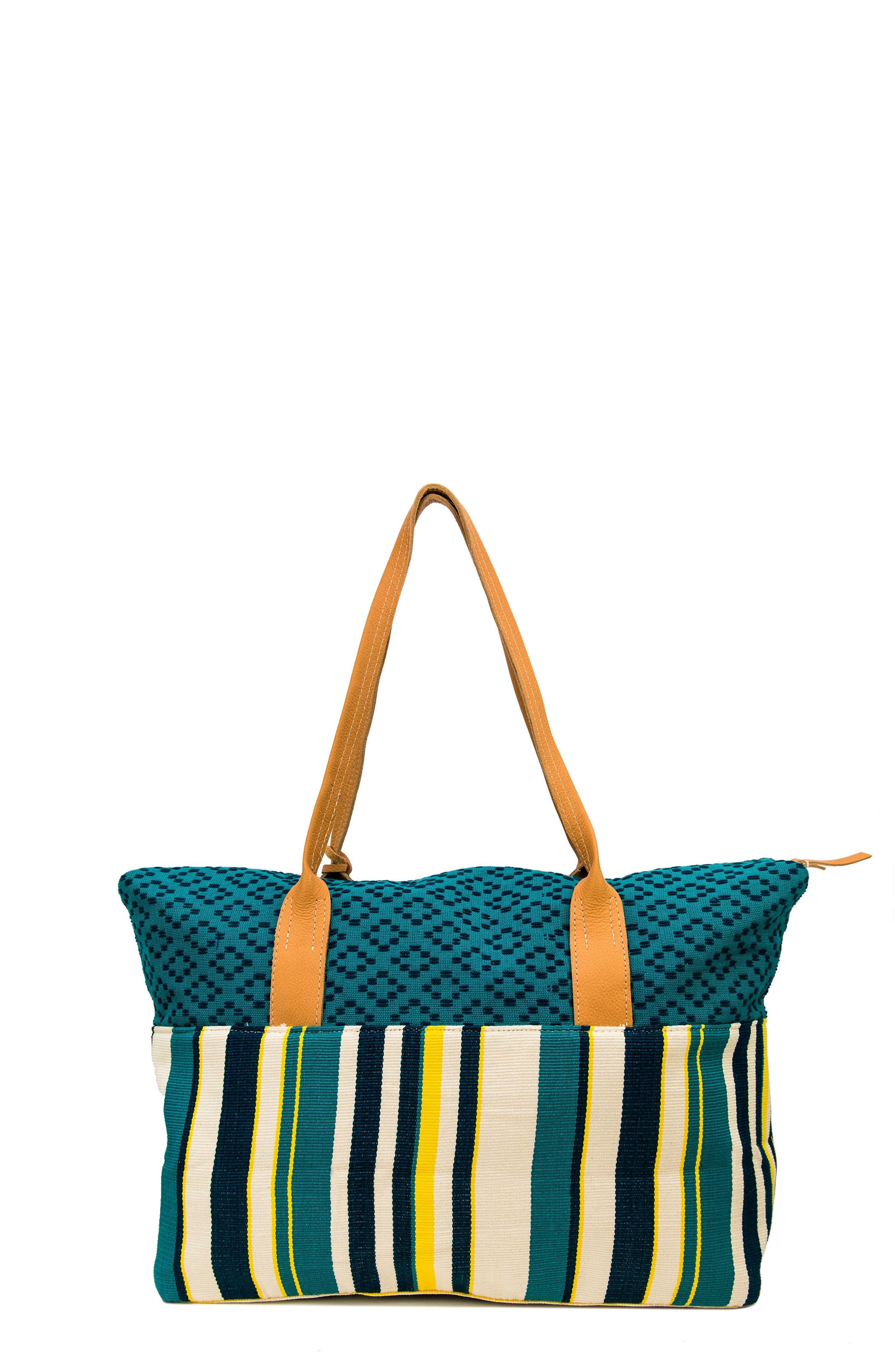 Soledad Canvas Travel Bag