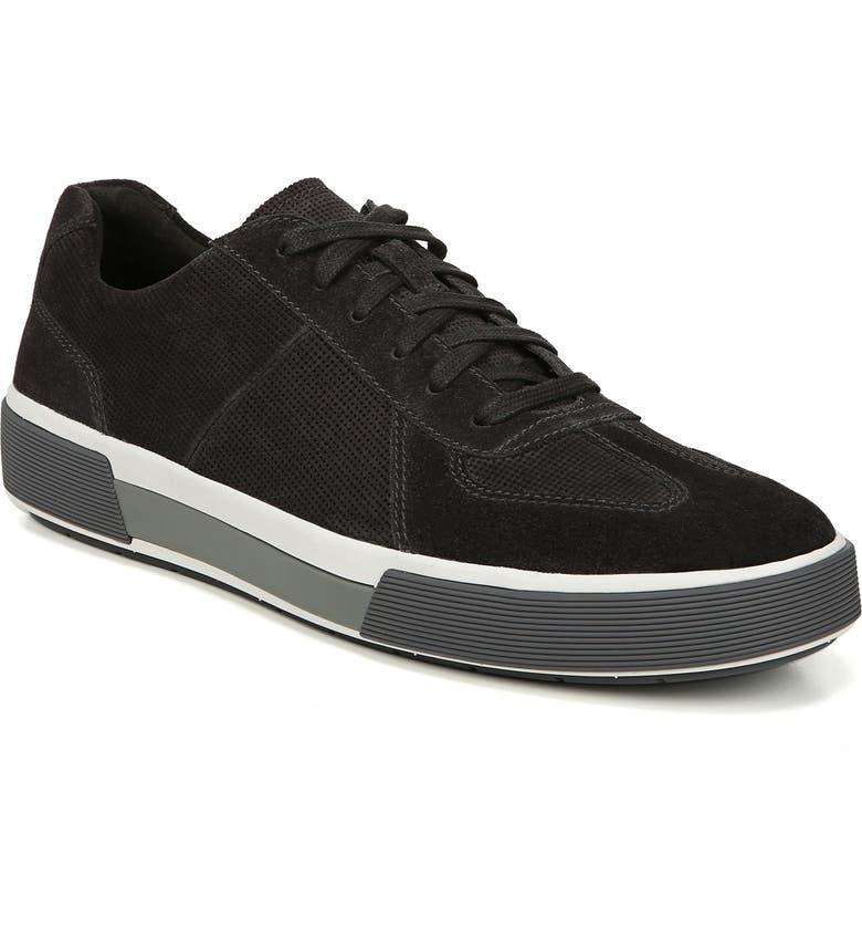 VINCE Rogue Low Top Sneaker, Main, color, GRAPHITE