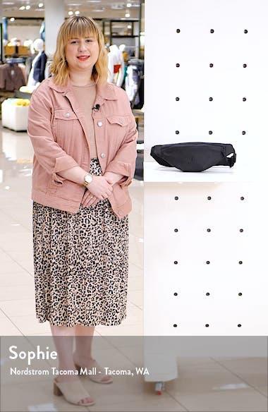 Mini Belt Bag, sales video thumbnail