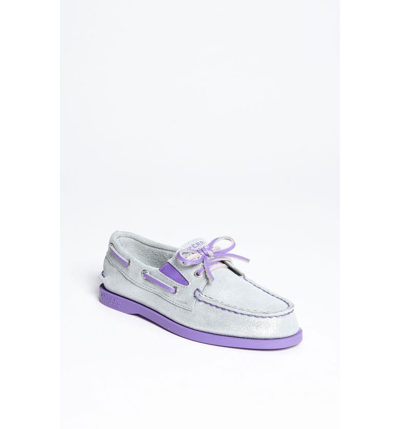 SPERRY KIDS Sperry Top-Sider<sup>®</sup> Kids 'Authentic Original' Boat Shoe, Main, color, 045