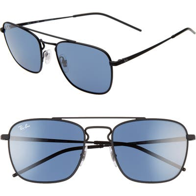 Ray-Ban 55mm Square Sunglasses -