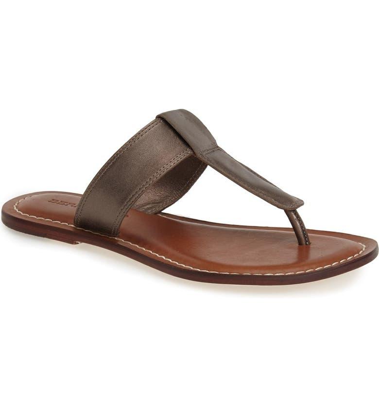 BERNARDO Footwear 'Mimi' Thong Sandal, Main, color, 043