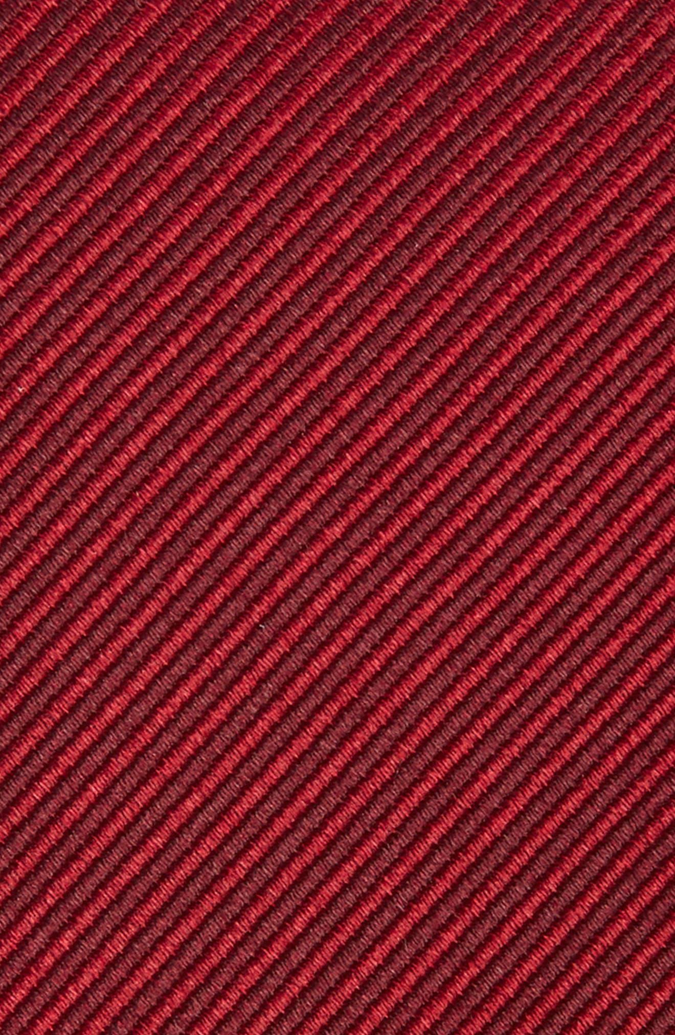 ,                             Stripe Silk Tie,                             Alternate thumbnail 10, color,                             606