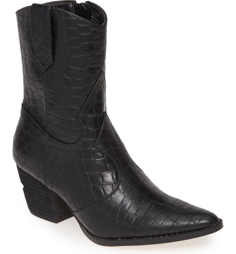 COCONUTS BY MATISSE After Dark Bootie, Main, color, BLACK
