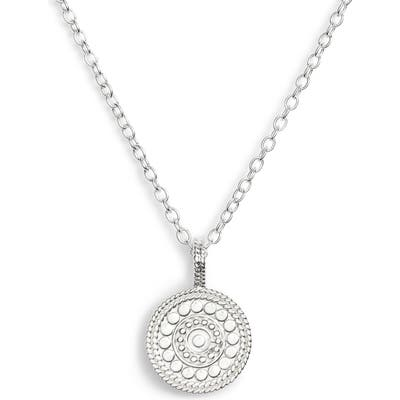 Anna Beck Beaded Reversible Circle Pendant Necklace (Nordstrom Exclusive)