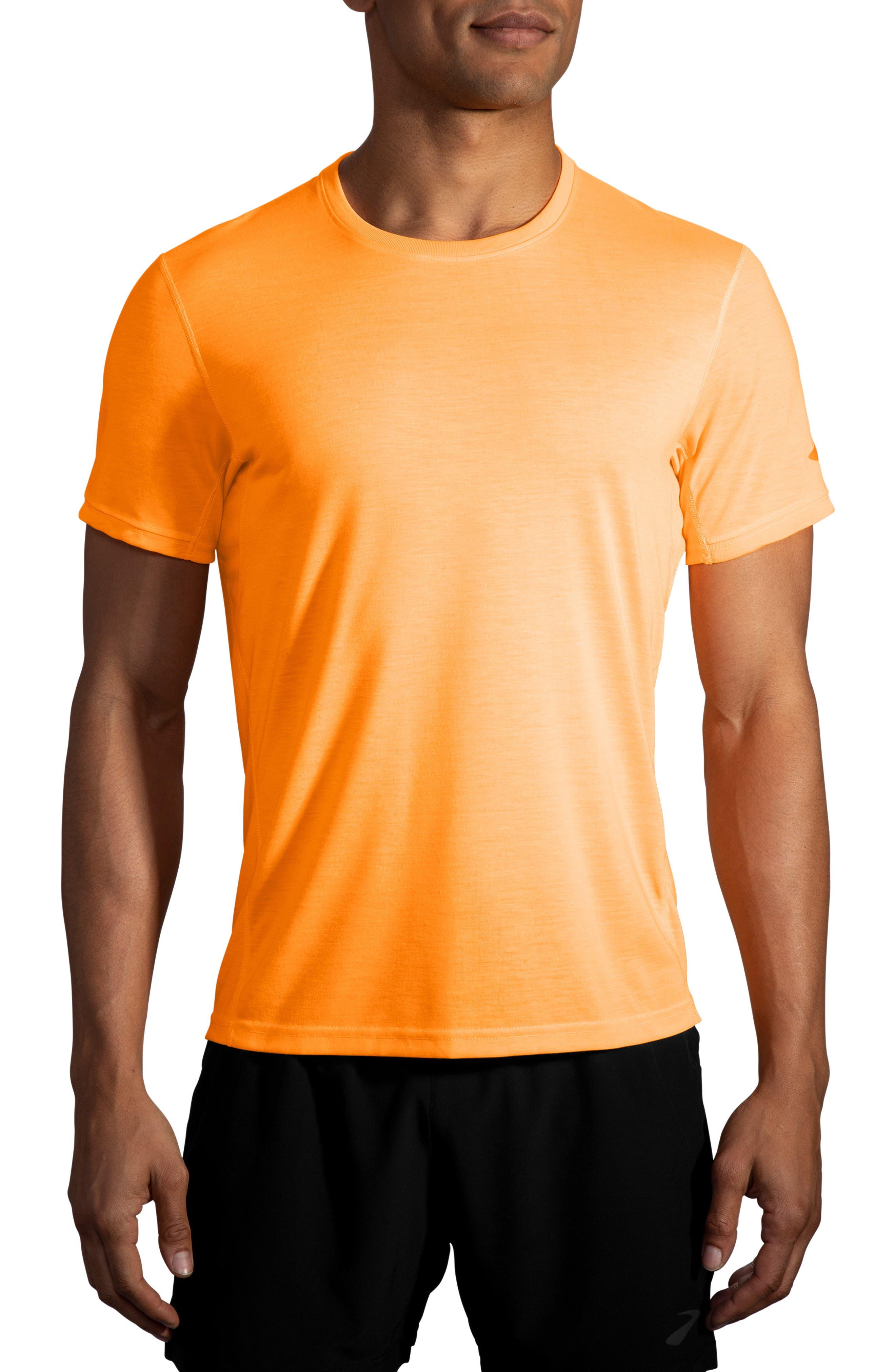 Distance Performance Running T-Shirt
