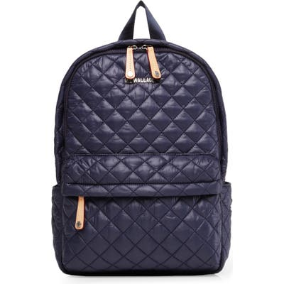 Mz Wallace City Backpack - Blue
