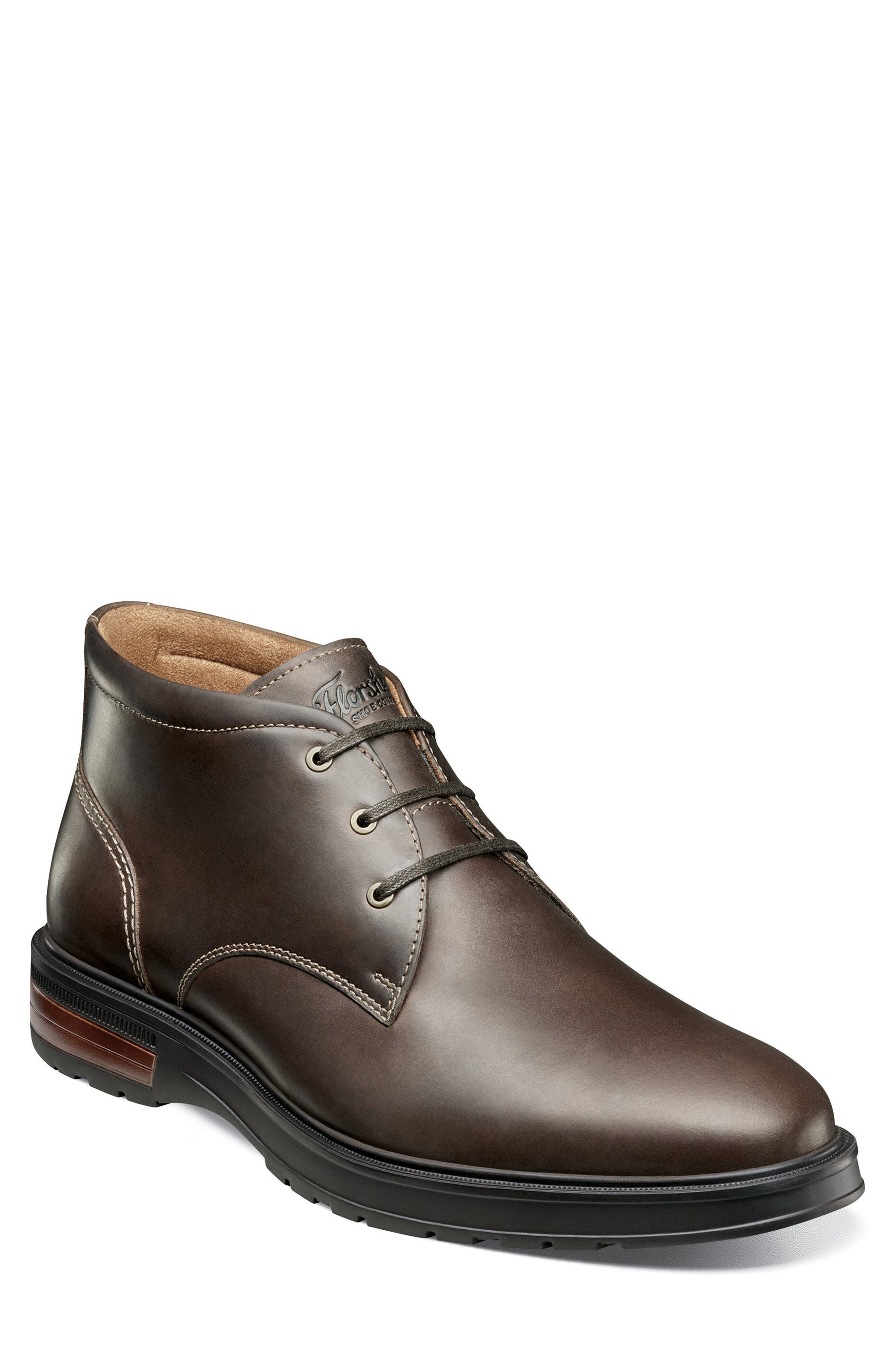 Image of Florsheim Astor Plain Toe Chukka Boot - Wide Width Available