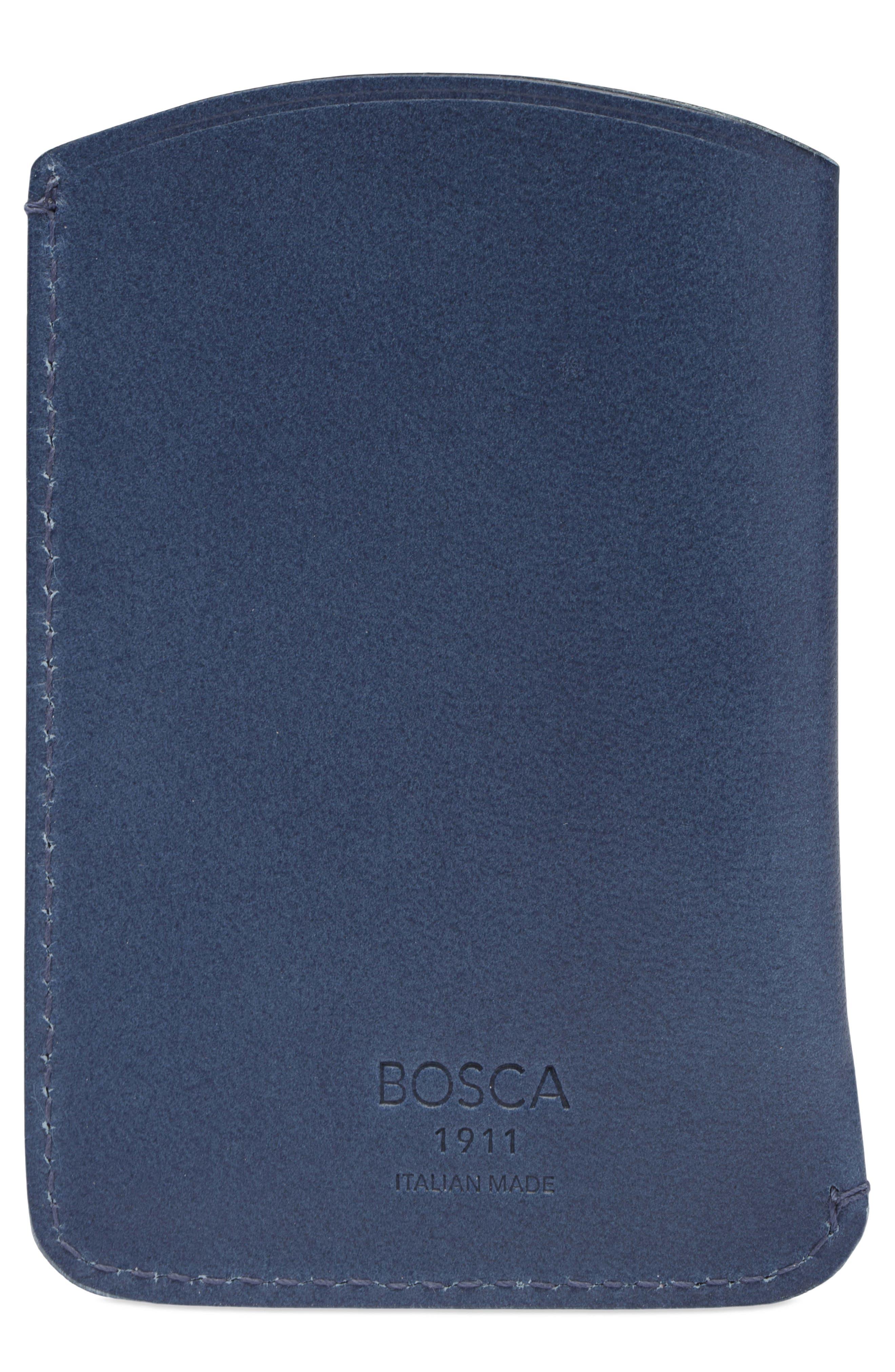 Italo Envelope Leather Card Case