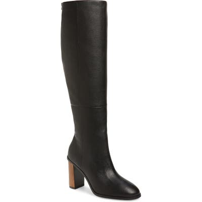 Ted Baker London Dolarel Knee High Boot - Black