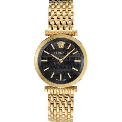 Versace V Twist Bracelet Watch,