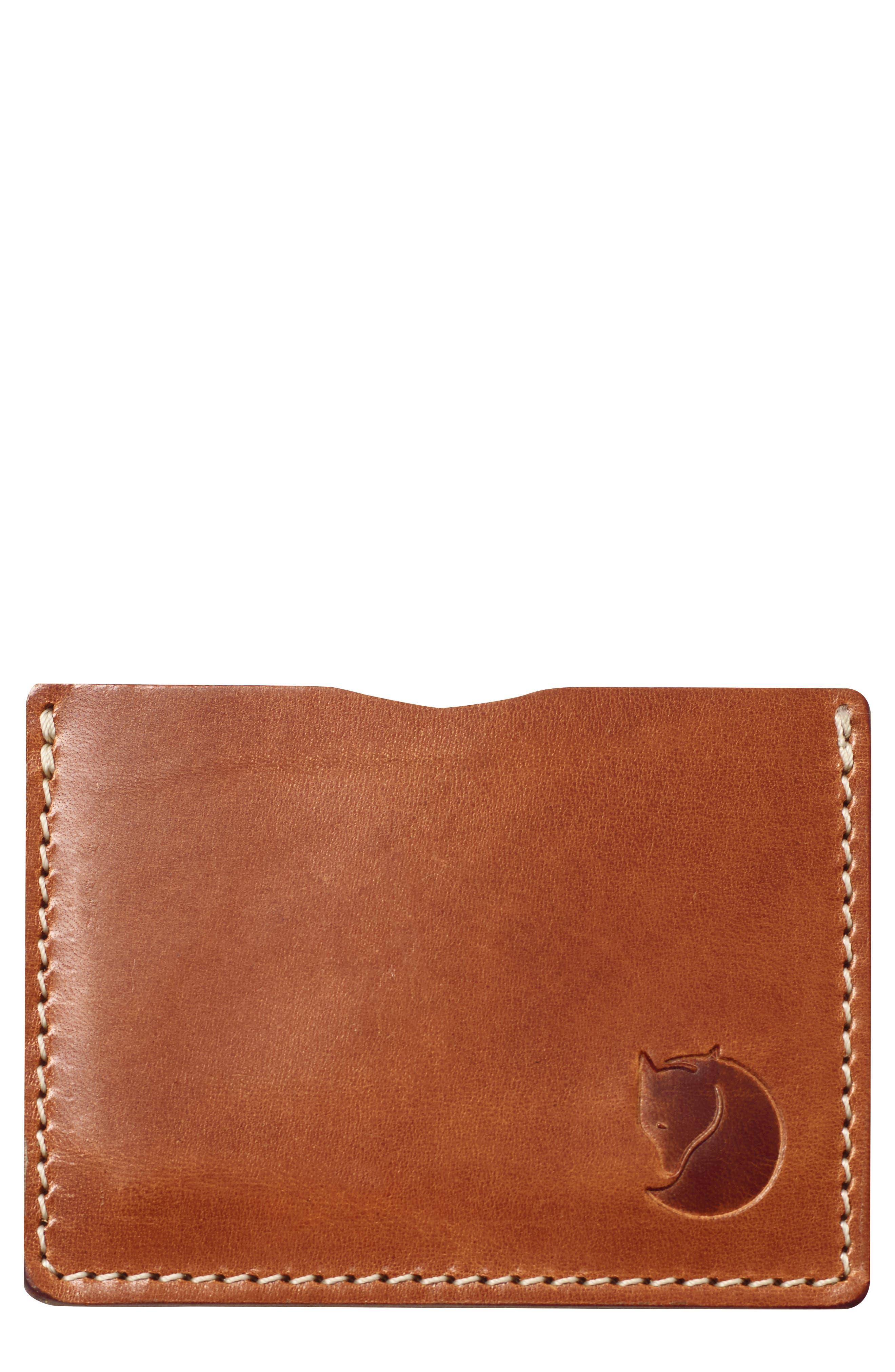 Ovik Leather Card Holder
