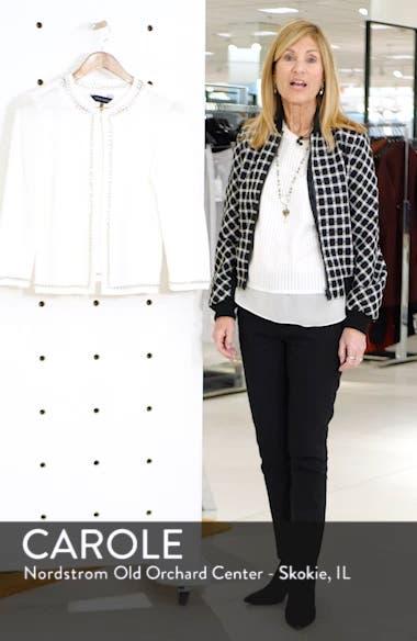 Pointelle Knit Jacket, sales video thumbnail