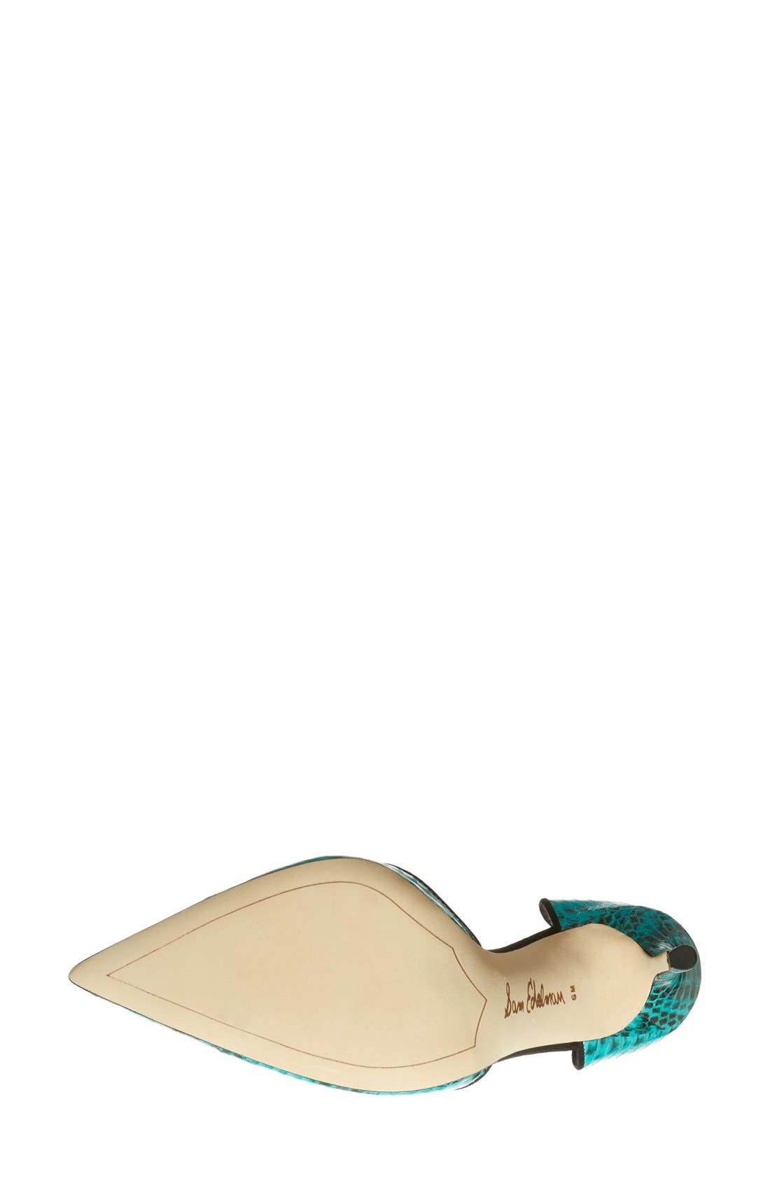 ,                             'Delilah' Calf Hair d'Orsay Pump,                             Alternate thumbnail 64, color,                             441