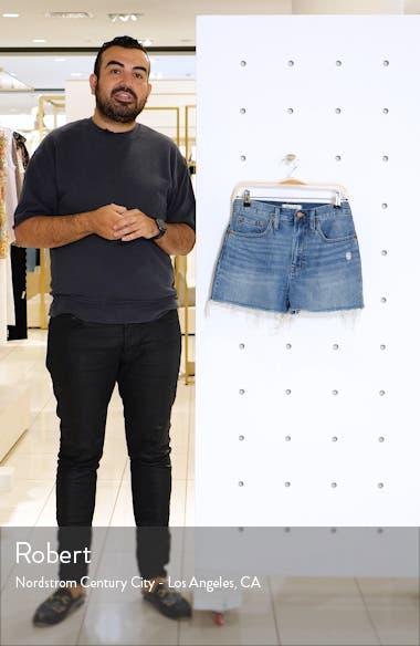 The Dadjean Denim Shorts, sales video thumbnail