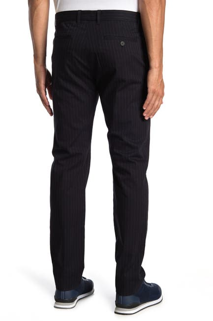 Image of Vince Griffith Classic Pinstripe Pants