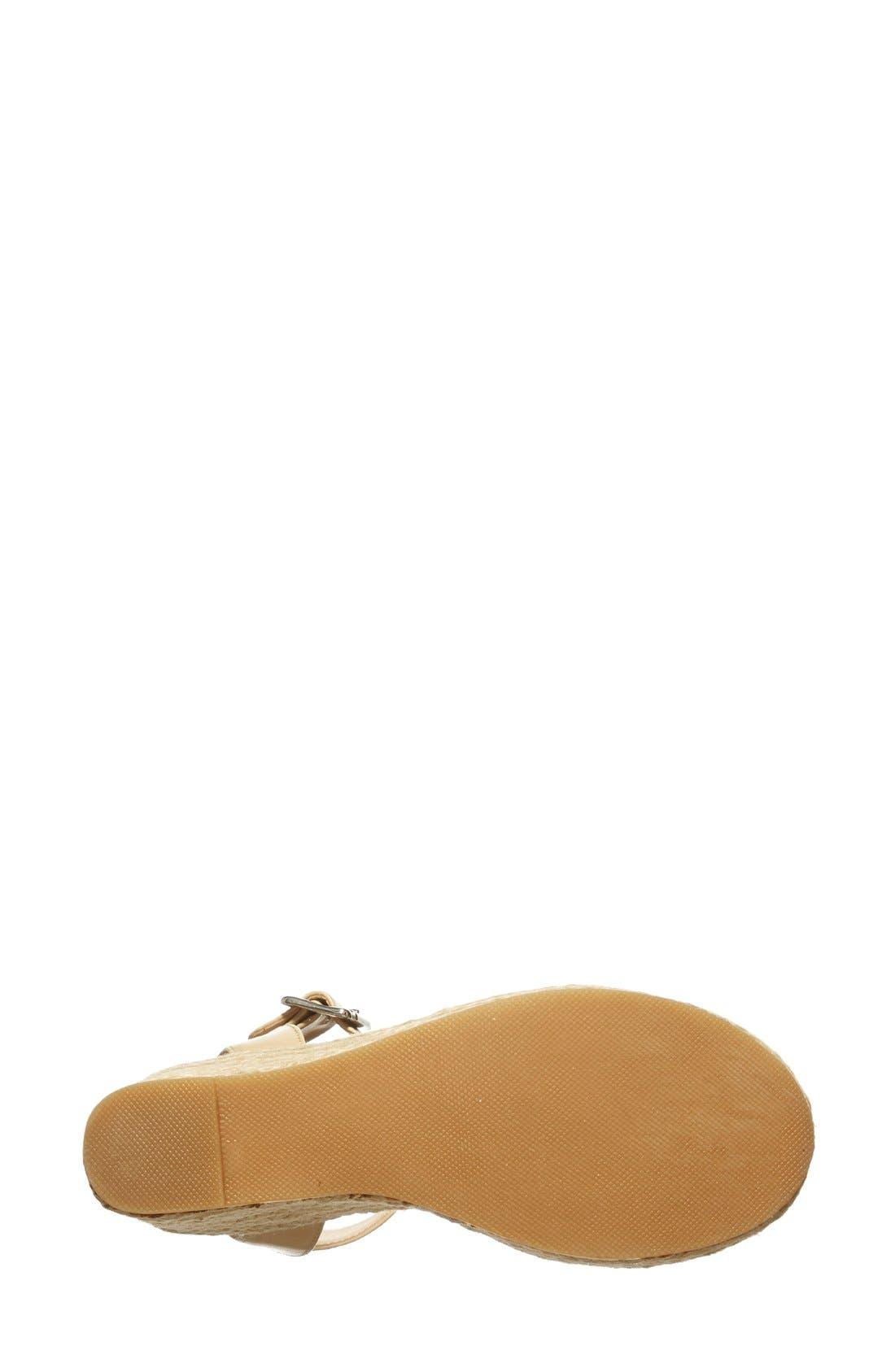 ,                             'Seaside' Wedge Sandal,                             Alternate thumbnail 11, color,                             250