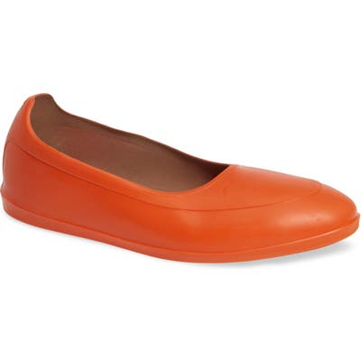 Swims Classic Galosh Slip-On, Orange