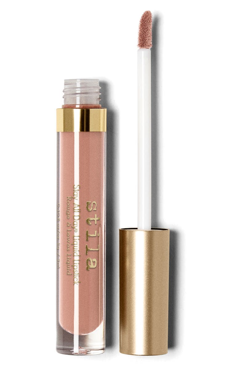STILA Stay All Day<sup>®</sup> Liquid Lipstick, Main, color, CARAMELLO