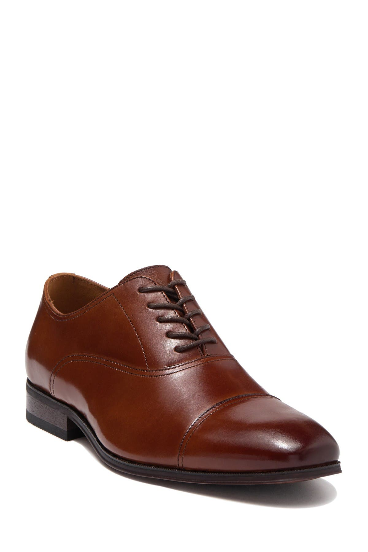 Image of Florsheim Carino Cap Toe Leather Oxford