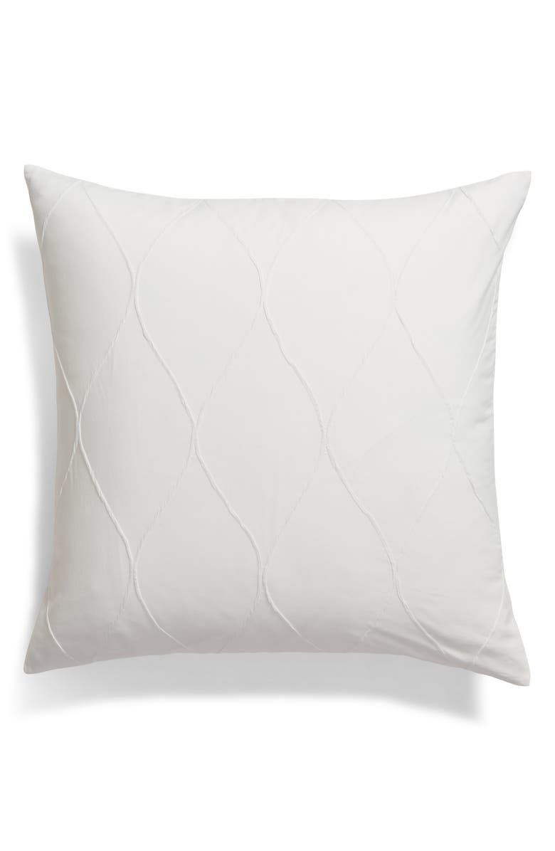 NORDSTROM AT HOME Pintuck Sham, Main, color, 100