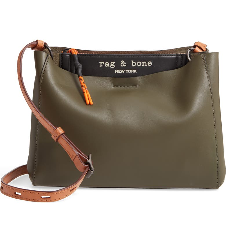 Rag Bone Passenger Leather Crossbody