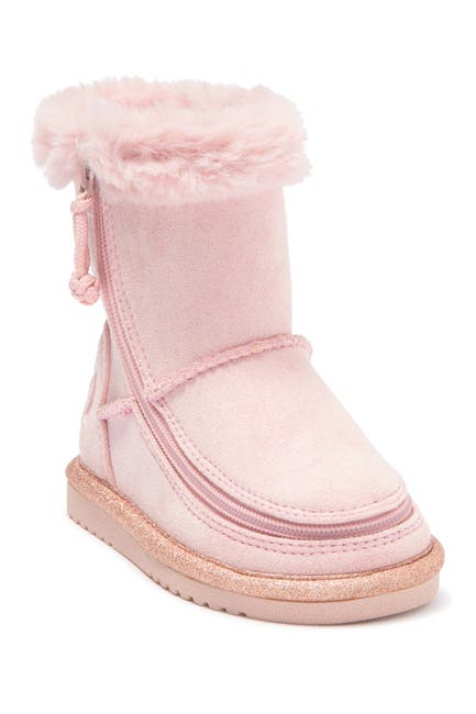 Image of BILLY Footwear Cozy Faux Shearling Lined Boot