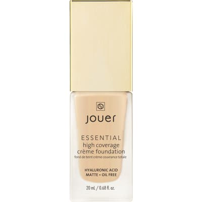 Jouer Essential High Coverage Creme Foundation - Porcelain