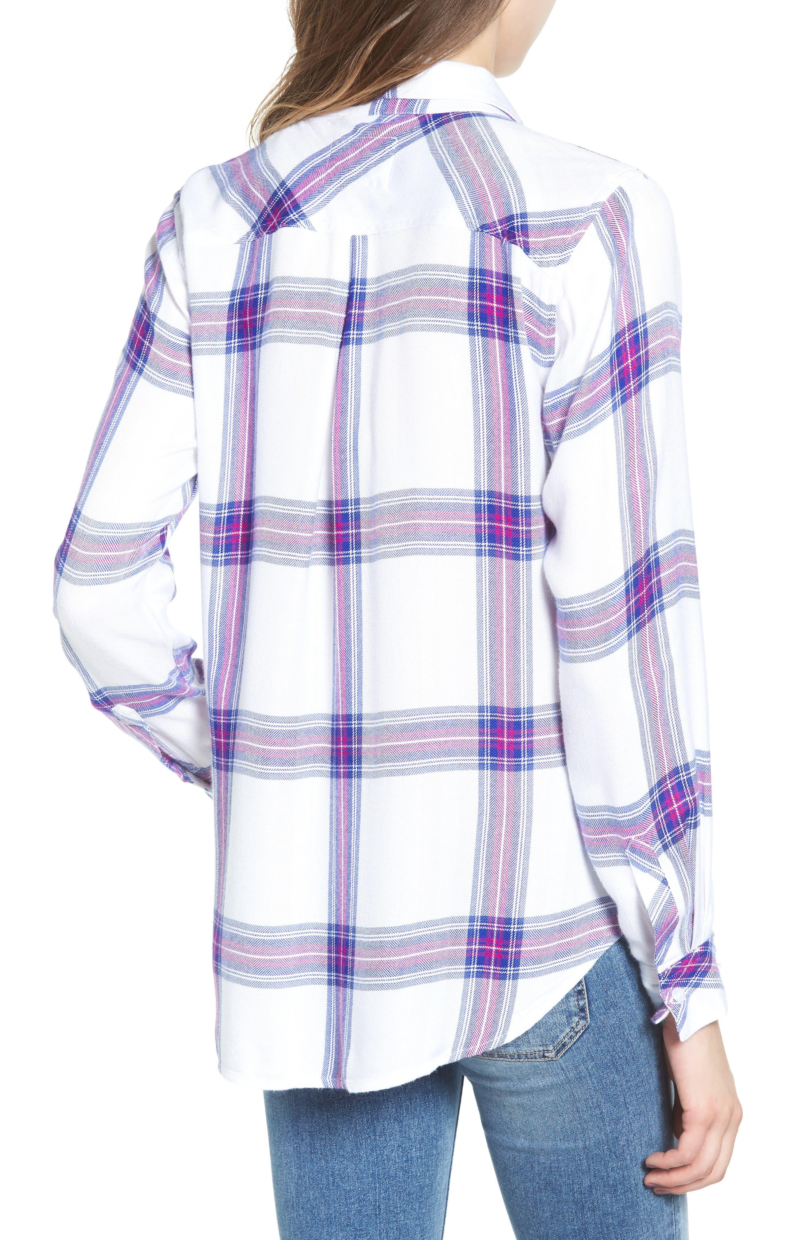 ,                             Hunter Plaid Shirt,                             Alternate thumbnail 667, color,                             184