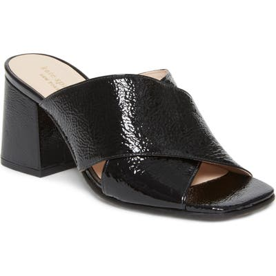 Kate Spade New York Slide Sandal, Black