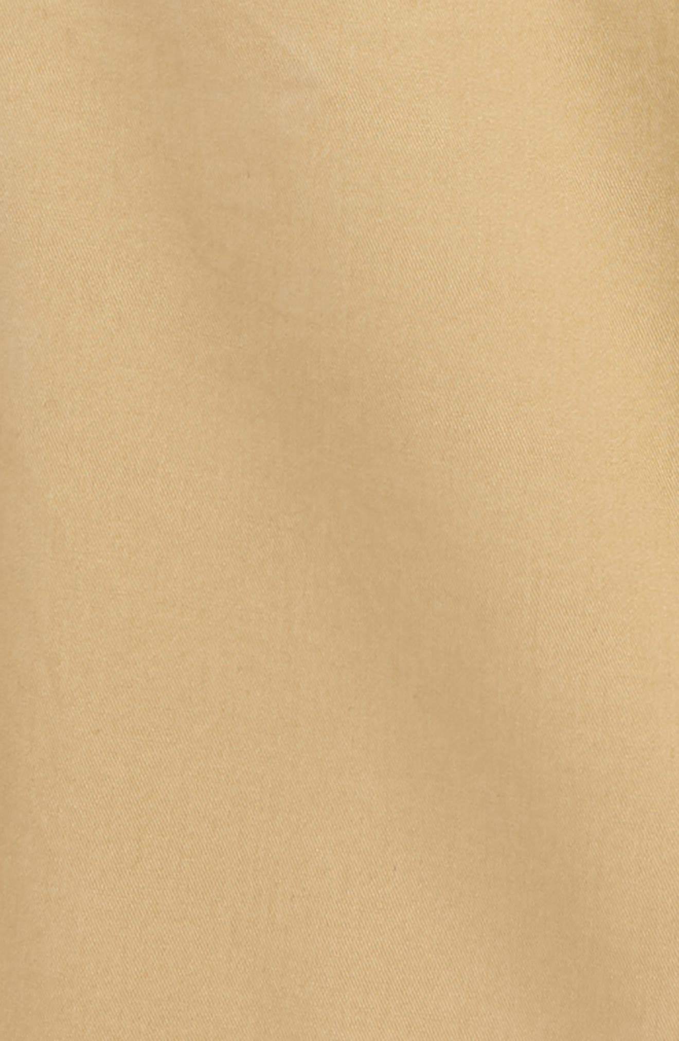 ,                             Chino Shorts,                             Alternate thumbnail 2, color,                             TAN STOCK