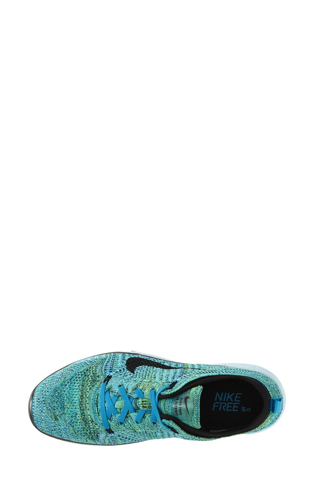 ,                             'Free Flyknit 5.0 TR' Training Shoe,                             Alternate thumbnail 39, color,                             499
