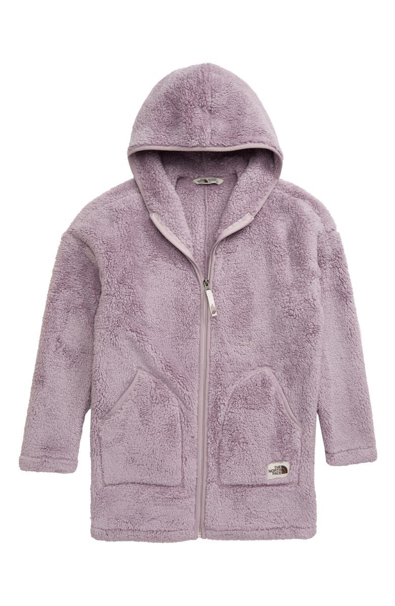 THE NORTH FACE Campshire Fleece Jacket, Main, color, ASHEN PURPLE