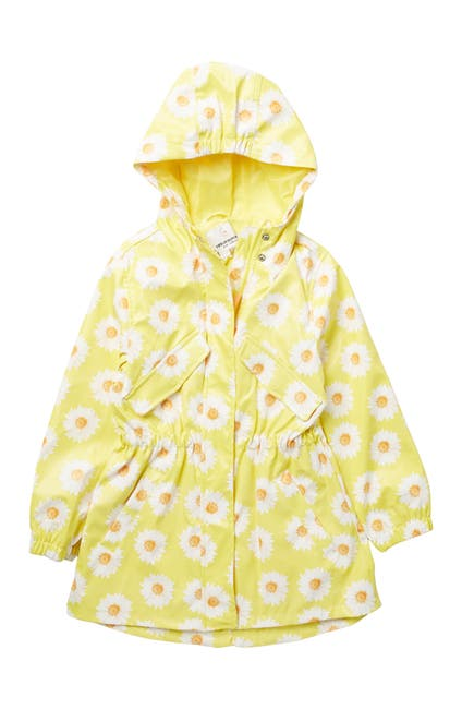 Image of Urban Republic Hooded Zip Up Anorak Raincoat