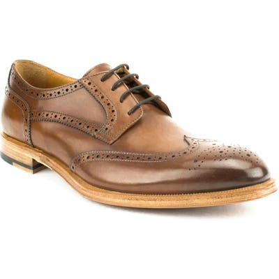Gordon Rush Percy Wingtip, Brown