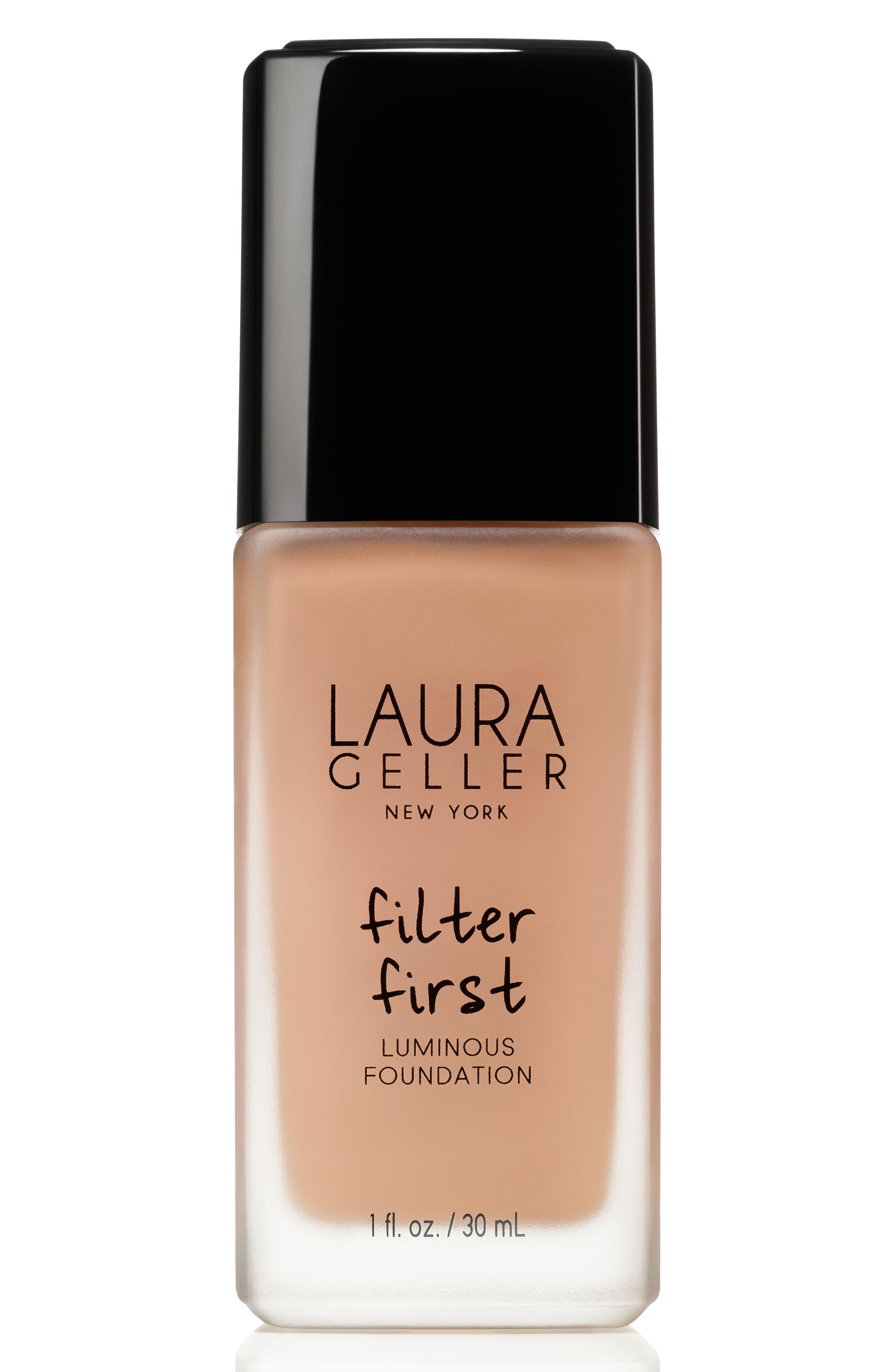 Image of Laura Geller New York Filter First Luminous Foundation - Golden Medium