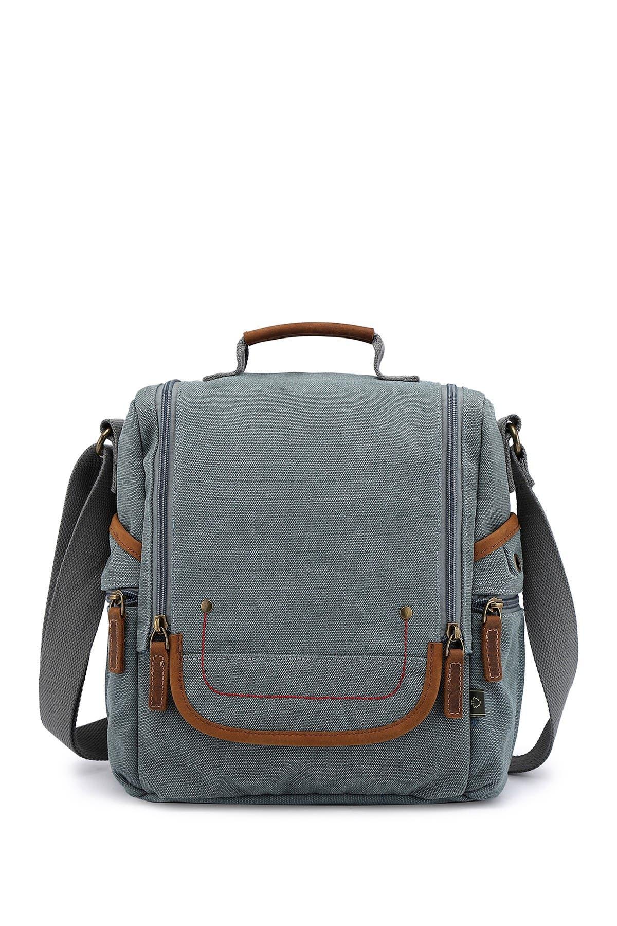 Image of TSD Atona Canvas Crossbody Bag