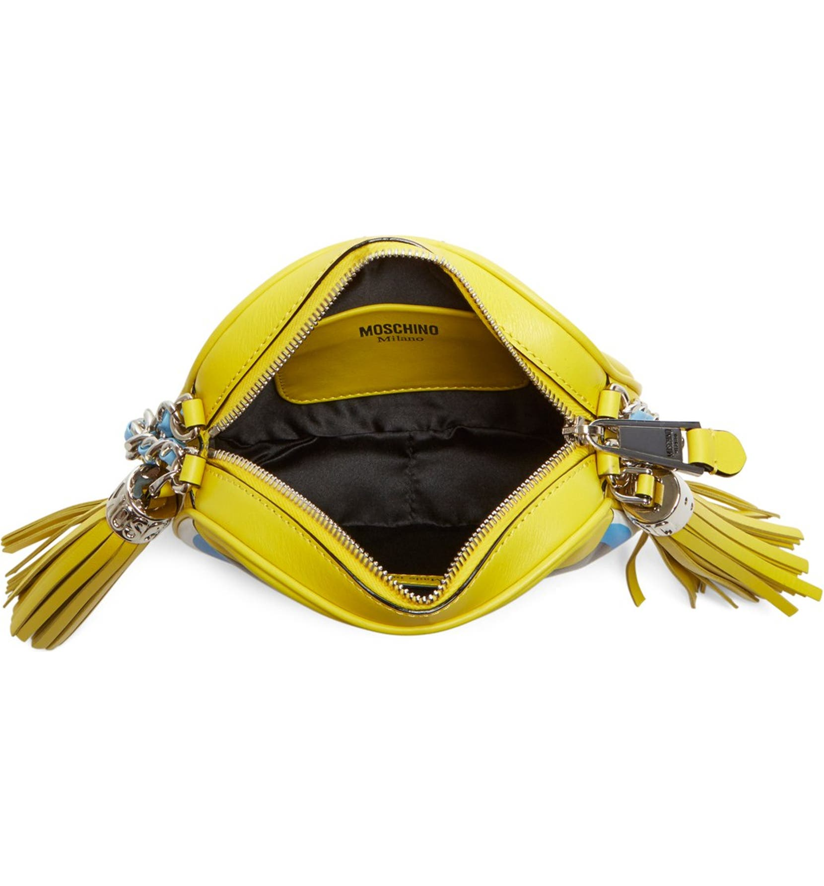 4ad3f22871 Moschino 'The Powerpuff Girls® - Bubbles' Canteen Crossbody Bag   Nordstrom