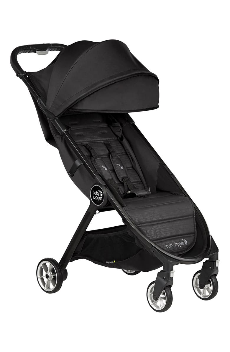 BABY JOGGER <sup>®</sup> City Tour<sup>™</sup> 2 Stroller, Main, color, JET